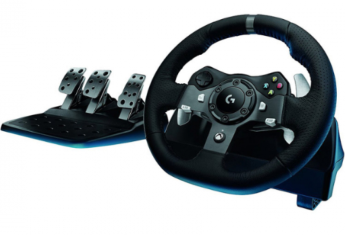 logitech-g920 software